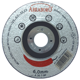 Abraboro 180 x 6,0 x 22 mm CHILI fémtisztító korong, 10db/csomag