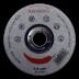 Abraboro 230 x 2.0 x 22 mm CHILI fémvágó korong - egyenes kivitel, 10db/csomag