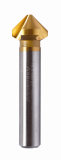 Abraboro HSS-TiN kúpos süllyesztő 2,0-8,3 mm