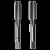 Abraboro M6 x 0.75 mm HSS-G MF kézi menetfúró készlet, 2 részes