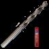 Abraboro 2.5 x 57 / 30 mm HSS-GS fémfúró tasakban, 2db/csomag