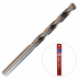 10 x 133 / 87 mm HSS-GS fémfúró tasakban