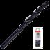 Abraboro 6.8 x 109 / 69 mm HSS-R fémfúró X-Pack, 10db/csomag
