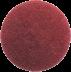 Abraboro 115 mm KE-RG típusú tépőzáras csiszolópapír, 40-es szemcseméret, 50db/csomag