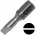 Abraboro 0.6 x 4.5 x 25 mm lapos SUPRA bit, 10db/csomag