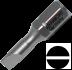 Abraboro 0.8 x 5.5 x 25 mm lapos SUPRA bit, 10db/csomag