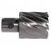Abraboro 57,0 mm HSS-G maglyukfúró univerzális szárral