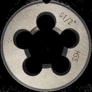 """Abraboro G 3/8"""" x 19 mm HSS-G menetmetsző csőmenethez, DIN EN 24231 termék fő termékképe"""
