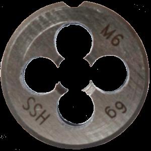 M10 x 1.5 mm HSS-G menetmetsző, DIN EN 22568 termék fő termékképe