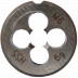 Abraboro M7 x 1.0 mm HSS-G menetmetsző, DIN EN 22568