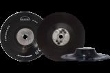 Abraboro 115 x M14 műanyag tányér fibertárcsához