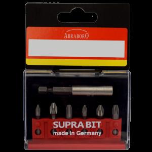 Abraboro Pocket 6 bitkészlet, 7 részes (25 mm) termék fő termékképe