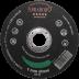 Abraboro 125 x 1.0 x 22 mm CHILI Premium kővágó korong, 25db/csomag