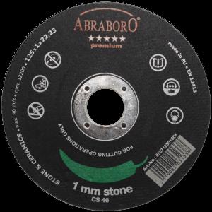 Abraboro 115 x 1.0 x 22 mm CHILI Premium kővágó korong, 25db/csomag termék fő termékképe