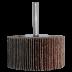 Abraboro 80 x 40 x 6 mm RG csapos lamellás csiszolókerék, 40-es szemcseméret