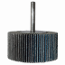 Abraboro 40 x 20 x 6 mm RG cirkon csapos lamellás csiszolókerék, 40-es szemcseméret