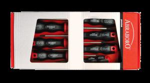Abraboro T 6 Black line, TORX 7 részes csavarhúzó készlet termék fő termékképe