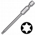 Abraboro T 20 x 70 mm Torx SUPRA bit, 3db/csomag