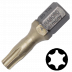 Abraboro T 30 x 25 mm Torx SUPRA-TIN bit, 10db/csomag