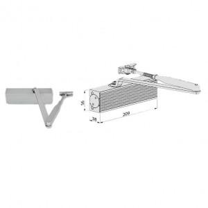 TS 15 ajtócsukó termék fő termékképe