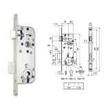MIDI 7-C hengerzárbetétes bevésőzár 40/90 mm