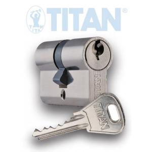 TITAN K1 fúrásvédett zárbetét, 35/60 mm termék fő termékképe