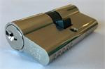 Euro-Elzett TITAN XT hengerzárbetét 30/45 mm, sárgaréz bevonattal