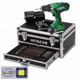 Hitachi DS18DJL-2,5Ah-Alu+bitkészlet