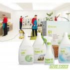 Környezetkímélő irodai, háztartási tisztítószerek