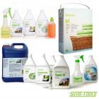 Környezetkímélő tisztítószerek