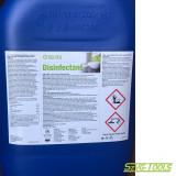 Disinfectant környezetkímélő fertőtlenítő, koncentrátum 10 liter