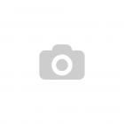 Wicke-Elastic DN műanyag tárcsás, fekete tömörgumis kerekek és görgők