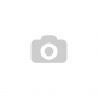 DN BB 03/125/38R WICKE ELASTIC fixvillás görgő, fekete, Ø125 mm