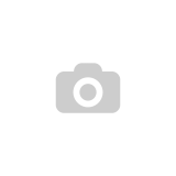PE LV 01/100/40K-FSTR WICKE TOPTHANE® alumínium tárcsás poliuretán forgóvillás talpas görgő, erősített, totálfékes, barna, Ø100 mm