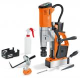 Fein AKBU 35 PMQ Select akkus mágnesállványos fúrógép (akku és töltő nélkül)