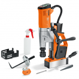 Fein AKBU 35 PMQW Select akkus mágnesállványos fúrógép (akku és töltő nélkül)
