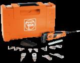 Fein MultiMaster MM 700 1.7 Q Autoglas oszcilláló szerszám szett szélvédők kivágására és karosszériás munkákhoz