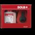 Sola CLK 30 SET R kicsapózsinór készlet (piros krétaporral)