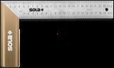 SRB 200 asztalos derékszög