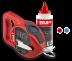Sola CLG 30 SET R kicsapózsinór készlet (piros krétaporral)