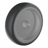 Wicke EP 100/32/1G WICKE EP készülékkerék, Ø100 mm