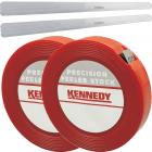 Kennedy hézagmérő csíkok és hézagoló lemezek