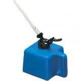 KENNEDY Műanyag olajozókanna 230 mm-es kiöntőcsővel