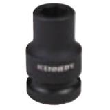 """KENNEDY 17 mm erősített dugókulcs 3/8"""" -os meghajtóval"""