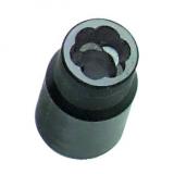 """KENNEDY 11 mm erősített csavarkihajtó dugókulcs 3/8"""" -os meghajtó"""
