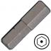 """KENNEDY 7.0 mm furatos hatszög csavarbehajtó bit 1/4"""" hatszög illesztéssel, 25 mm, 10db/csomag"""
