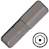 """KENNEDY 2.0 mm furatos hatszög csavarbehajtó bit 1/4"""" hatszög illesztéssel, 25 mm, 10db/csomag"""