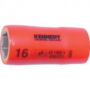 """16 mm szigetelt hatszögű dugókulcs 1/2"""" meghajtóval termék fő termékképe"""