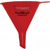 KENNEDY Műanyag tölcsér, 75 mm
