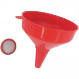 KENNEDY Ipari műanyag tölcsér, 195 mm